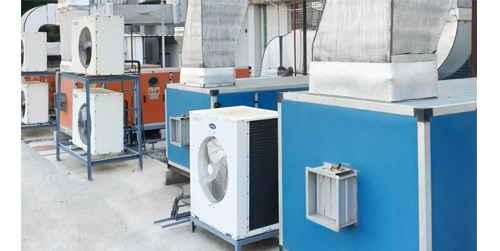 HVAC Projects / Systems