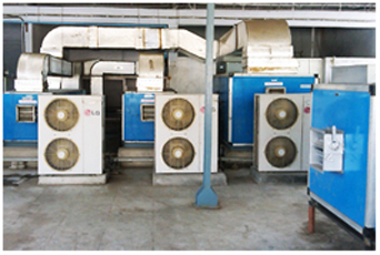 Air Handling Units Ahu Clean Room Equipments Hvac